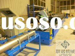 Drain pipe forming machine, China TOP roll forming machine manufacturer
