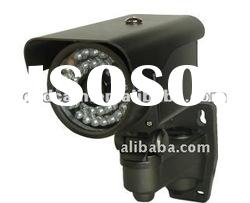 EC-W5211B Color Weatherproof IR Camera ir digital color ccd camera surveillance camera system