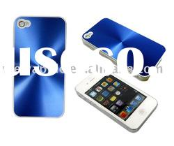 Fashion Aluminum Hard Back cover case skin for iPhone 4G