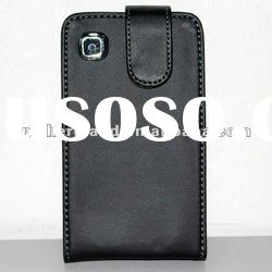 For Samsung Galaxy S i9000 Leather Case with High Quality
