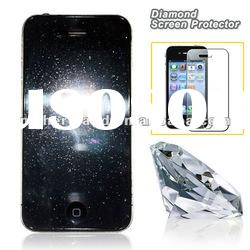 For iPhone 4S& iPhone 4G Diamond Screen Protector