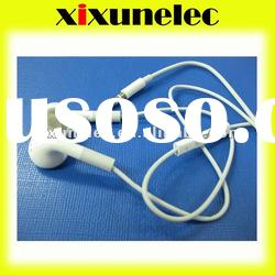 For iphone4 earphone with remote and mic