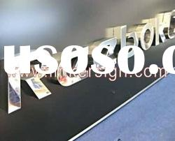 Frontlit LED channel letter with high quality/long life span