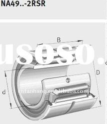 Full complement needle roller bearings NA4909-2RSR