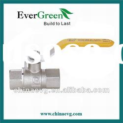 "Gas Valves- brass gas ball valve /1/4""-4"""