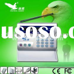 Green Products Burglar Alarm System With Stylish Appearance