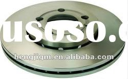 HENGJI brand,customized automotive spare parts,brake disc,brake rotor for GOLF 1J0615301D