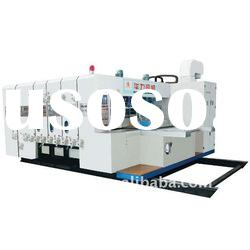 HL-B1224 automatic high speed carton flexo printing slotting die cutting machine