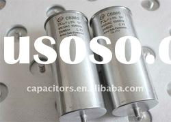High Quality ac motor start capacitor 70uf