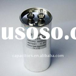 High Quality ac motor start capacitor 75uf