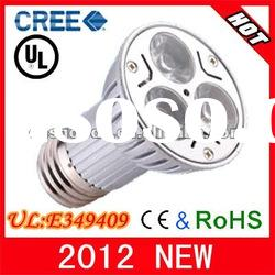 High power E27 led bulb 9W
