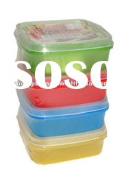 High quality small plastic containers with lids