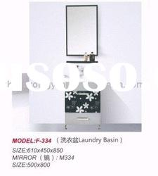 High quality stainless steel bathroom cabinet