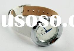 High quality/water resistant/leather band/unique gift watch for women