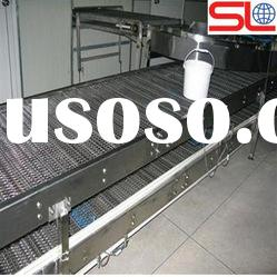 Hot sale stainless steel wire conveyor belt for food industry