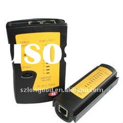 Hot selling RJ45 and RJ11 Network Cable Tester
