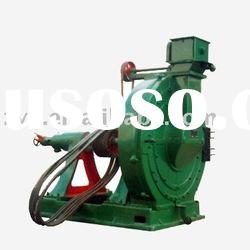 Hull and seed separator with direct supplier