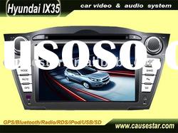 Hyundai IX35 Car DVD Player