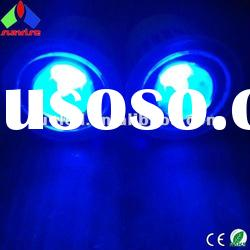 IR remote control 5w mr16 rgb led