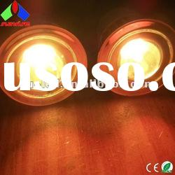 IR remote control mr16 rgb led bulb