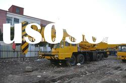 Japanese used tadano hydraulic truck mobile crane 100ton made in Japan for sale