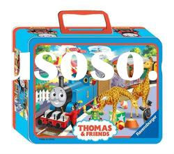 Kids toy- paper jigsaw puzzle-Thomas & Friends,for children kids game,toy