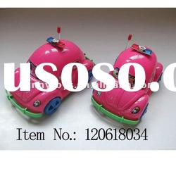 Line Control Police Toy Car, Small Kids Plastic Toy Car