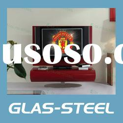 Living Room Furniture, Tempered Glass TV Stand, Glass TV Cabinet, Glass TV Unit WC-ST129