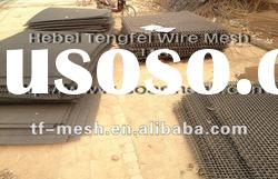 Low carbon steel crimped wire mesh ( 25 YEARS EXPERIENCES)