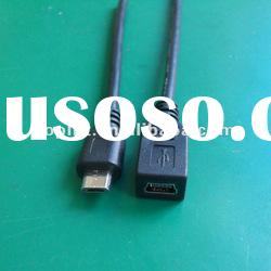 MINI USB to Micro USB Cable Female to Male