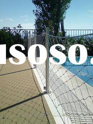 MT stainless steel wire rope fence mesh