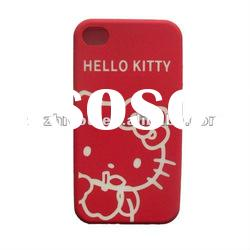 Mobile phone case , silicone case for iPhone 4/4G