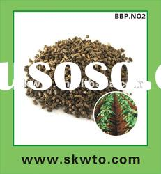Natural bamboo powder (granular) agricultural organic fertilizer for all field crops