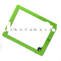 New GreenTouch Glass Screen Digitizer Assembly+Home Button For iPad 2 2nd Gen
