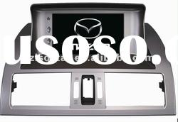 New Mazda 6 car dvd player with GPS Radio Bluetooth DVD TV 8V-CDC PIP