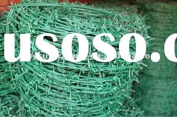 PVC Coated/Galvanized Barbed Wire