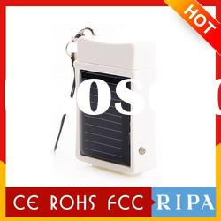 Portable Solar Battery Charger for iPhone/iPods
