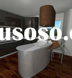 Pure acrylic solid surface countertop