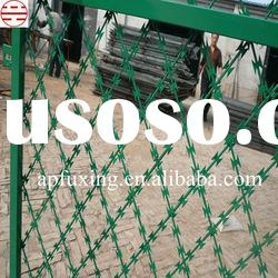 Razor Barbed Wire Fence Netting