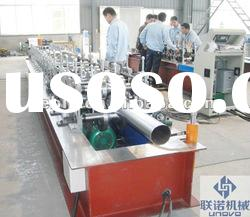 Round pipe roll forming production line, China TOP roll forming machine manufacturer