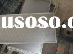 Sheet metal parts processing service
