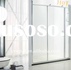 Shower Room Door, Bath shower door, screw hidden design, aluminum alloy profile