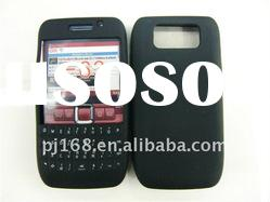 Silicon Mobile Cell Phone Case Cover With Keyboard For Blackberry 9700/9020