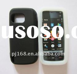 Silicon Mobile Phone Case For Nokia 5800