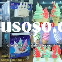 Soft ice cream machine,soft ice cream making machine, soft ice cream maker