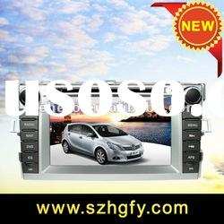 Special Double DIn 7 Inch Touch Screen Car GPS Navigation for Toyota Verso