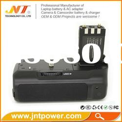 Special built-in battery Digital SLR camera battery grip for Canon Rebel XT XTi Eos 350D 400D series