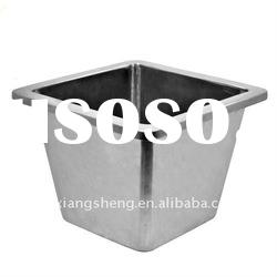 Stainless Steel Planter/Flower Pot/Vase/Tank