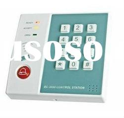 Standalone access control machine with ID