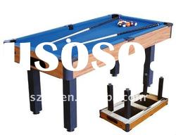 Stylish Billiard table with auto ball-return system